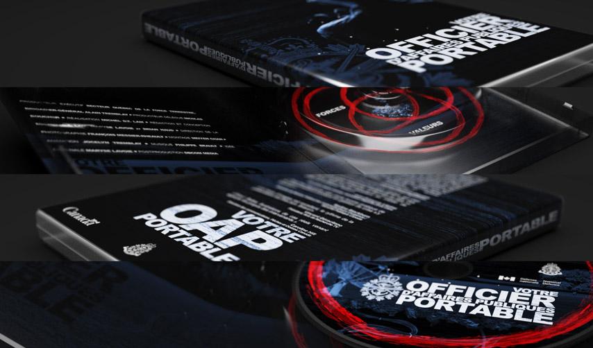 Forces - Boîtier DVD